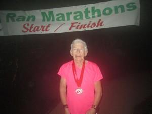 I Ran Marathons Valentine Double 162