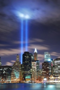 Remember September 11, New York City