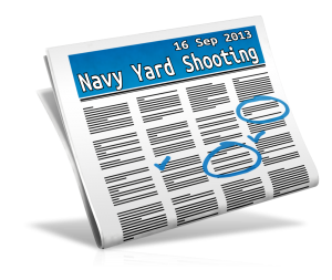 newspaper navy yard shooting