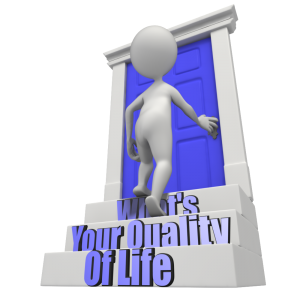 whats quality of life